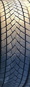 Part worn tyres London