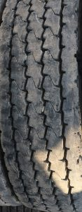 Part worn tyres Wem